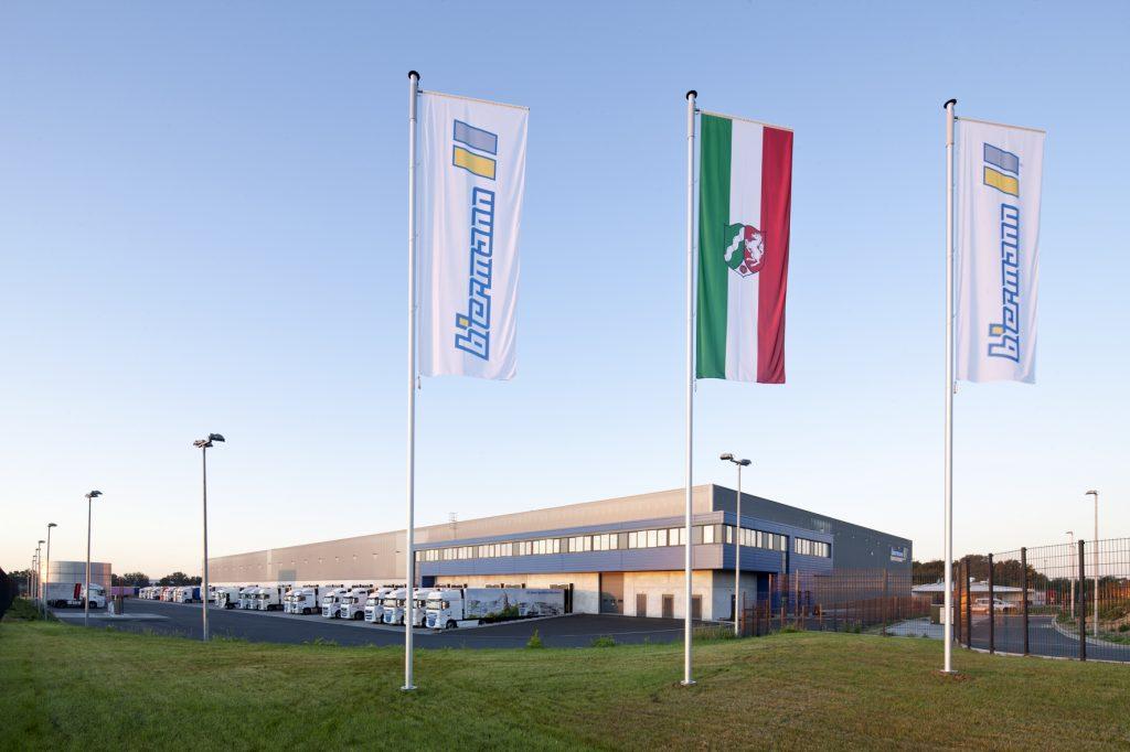 Biermann Logistik & Spedition Logistikzentrum Hamm