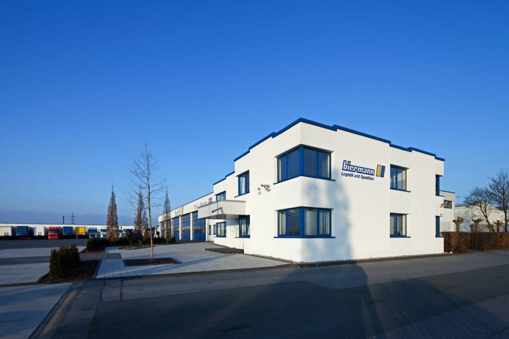 Biermann Logistik & Spedition Firmenzentrale