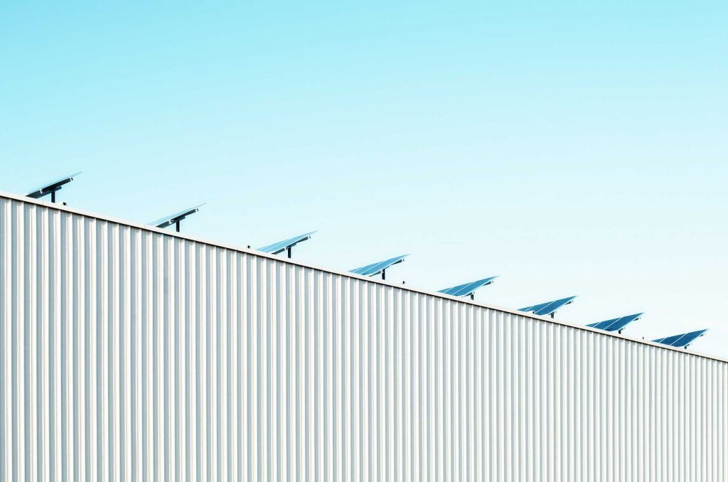Ulmschneider Logistik & Spedition Photovoltaik
