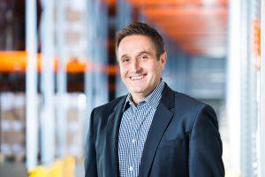 Ulmschneider Logistik & Spedition Patrick Wendler (Geschäftsführer)
