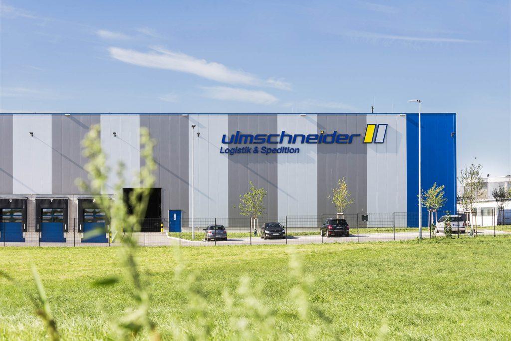 Ulmschneider Logistik & Spedition Logistikzentrum