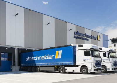 Ulmschneider Logistik & Spedition Giga Space