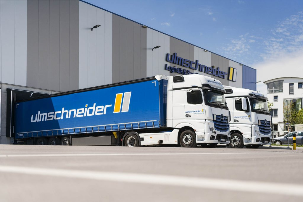 Ulmschneider Logistik & Spedition Giga Space