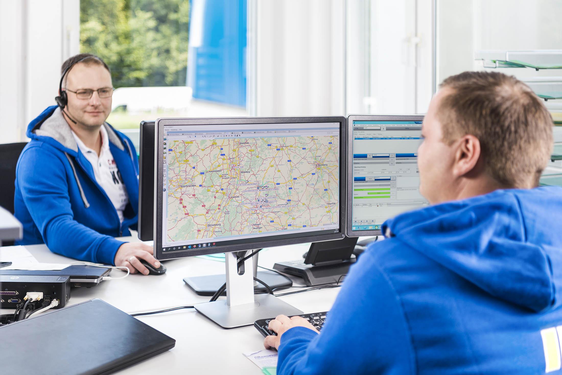 Ulmschneider Logistik & Spedition Digitalisierung